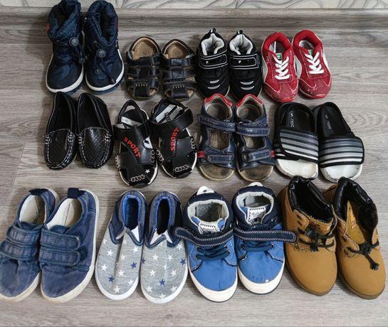 Большой пакет с обувью