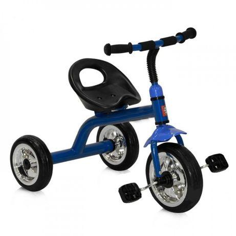 Триколка тип колело с меки гуми А4