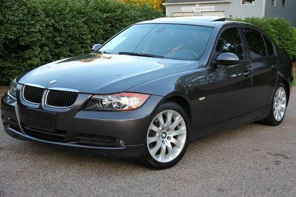 бмв е90 320д 177кс 2007г. автоматик на части BMW E90