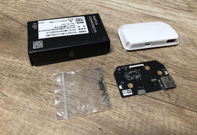 Плата с USB выходом на пульт, дрон DJI Phantom 4 (Фантом 4)