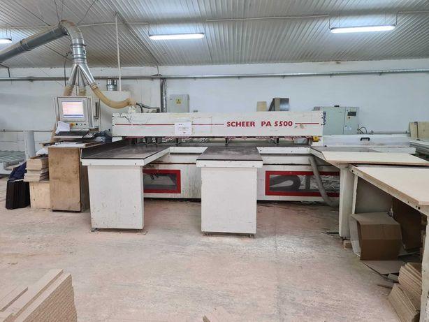 CNC Scheer PA 5500
