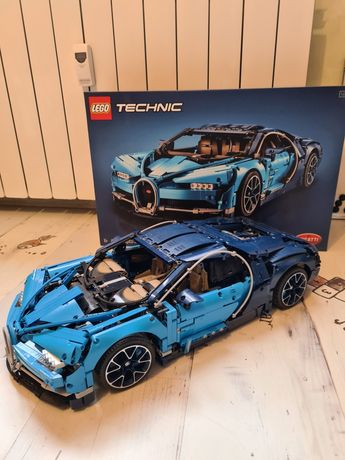 Lego Technic Bugatti Chiron лего бугати
