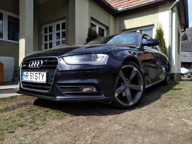 Audi A4 B8 Facelift