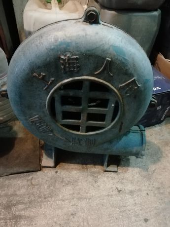 Двигатель водяной и воздушный