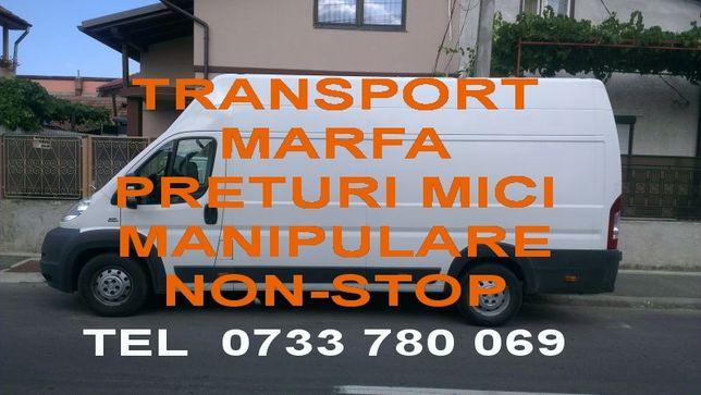 Servicii de transport marfă în oraș și în țară,,manipulanti,pret f.mic