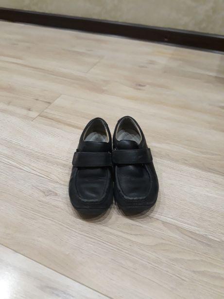Продам кожаные туфли dr.kong