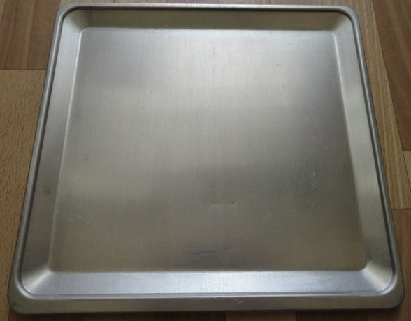 Противень духовки 34*36 см, глубина 1,5 см
