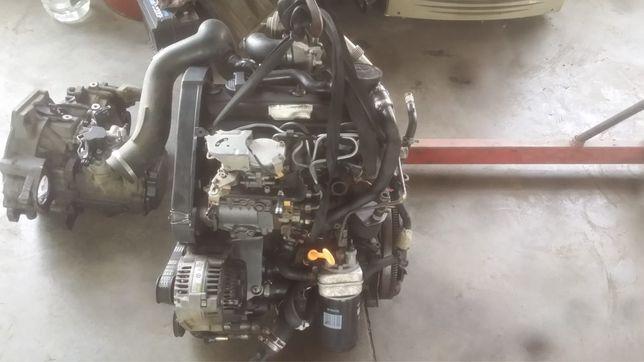 Motor 1.9TD