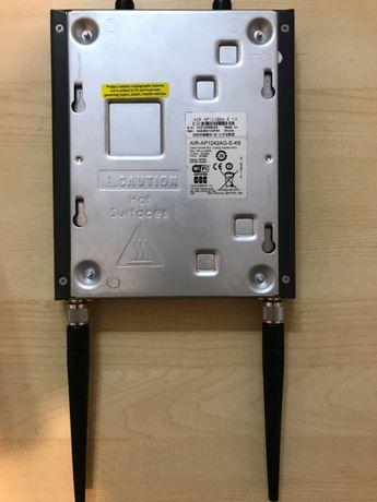 Router Cisco AIR AP1242AG-E-K9