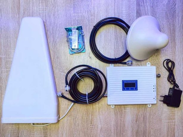 Усилитель Сотовой Связи 2G/3G/4G Доставка в КЫЗЫЛОРДУ и регионы