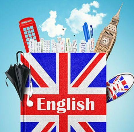 Шет тілі, ағылшын тілі курсы