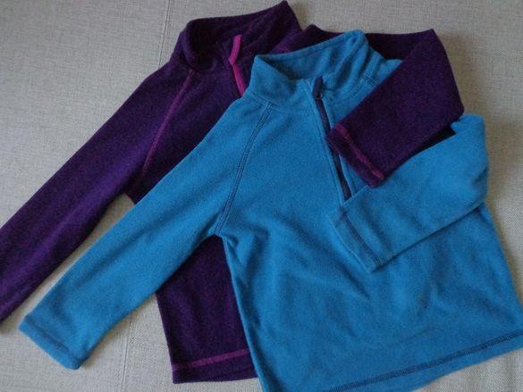 2 бр. поларени блузи