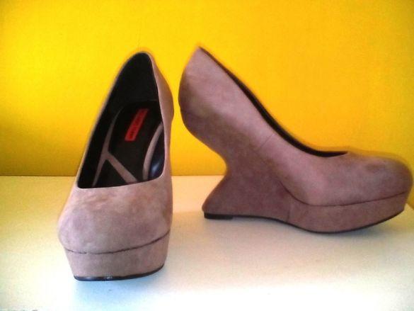 Обувки RICCARDO FARINI и Paolo Botticellila №38
