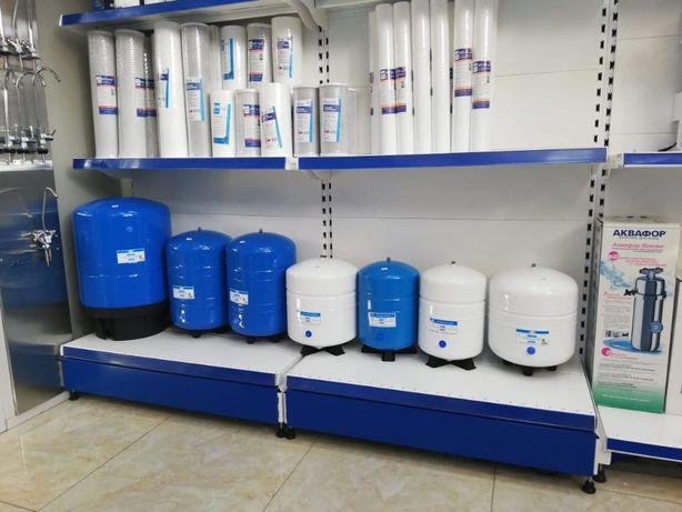 Фильтр для очистки воды БАК 12л. 22,8л. 40л.