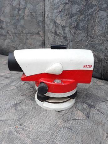 Nivela optica Leica NA728