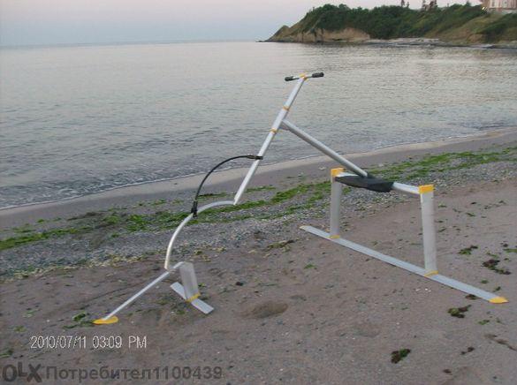 Aquaskipper, водна птица 380лв.