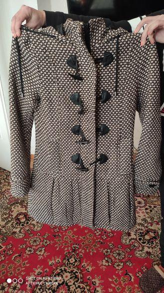 Промоция !!! дамско палто Denim