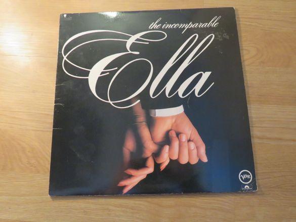 Грамофона плоча Ella Fitzgerald - Incomparable - изд. 1980 г. - произ