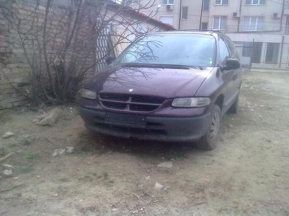 Chrysler На Части
