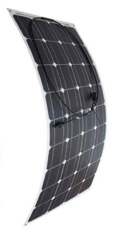 100 W гъвкав монокристален панел