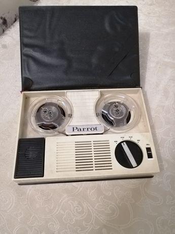 Ретро касетофон