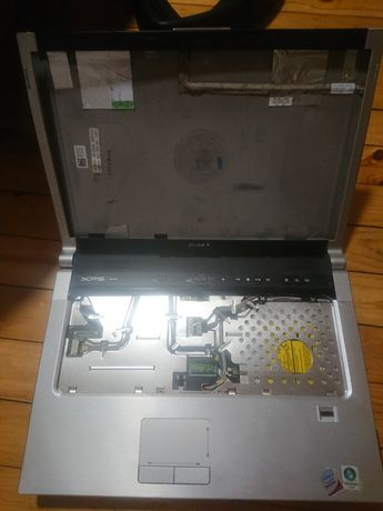 лаптоп dell xps M1530 на части