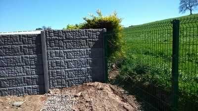 Set tipare noi pt gard de beton, model deosebit, 2700 lei!