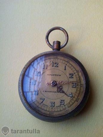 Старинни джобен часовник Sportif