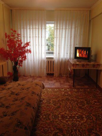 1-комнатная посуточно проспект женис