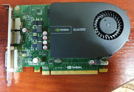 Placa video noua nvidia QUADRO 2000