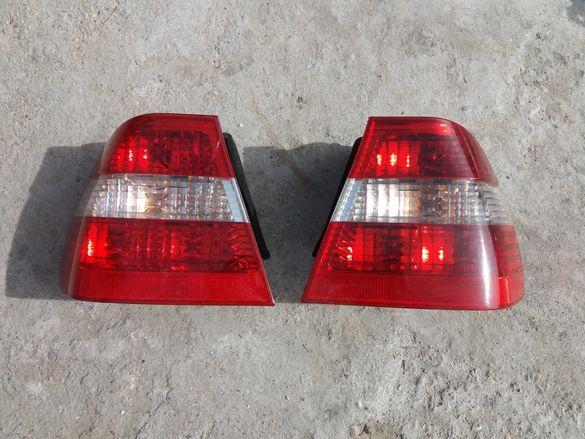 Ляв и десен външен стоп за БМВ 3 Е46 седан BMW E46