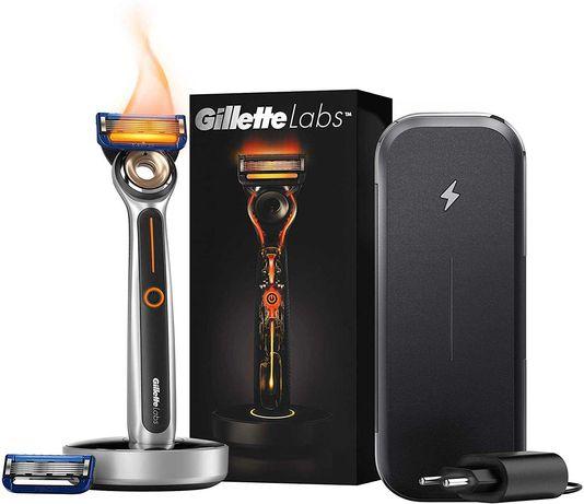 Мъжки бръснач с нагряване Gillette Labs Heated Razor