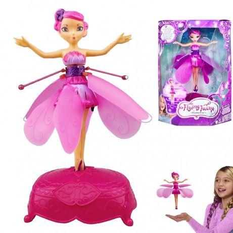 Летяща фея Замръзналото Кралство Frozen Елза кукла лети