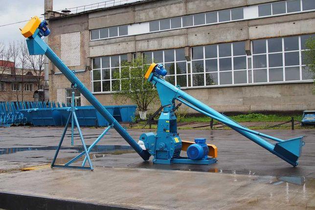 Зернодробилки производства России