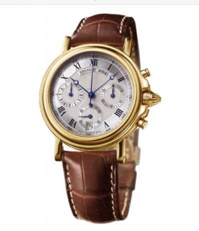 Швейцарские часы Breguet Marine Chronograph 3460ba/12/996