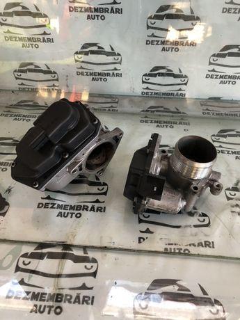 Clapeta acceleratie și EGR Audi A4 B8 2,0 TDI CAG euro 5 2010