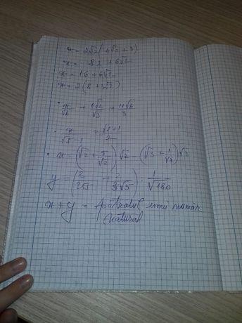 Meditații matematica 5-12