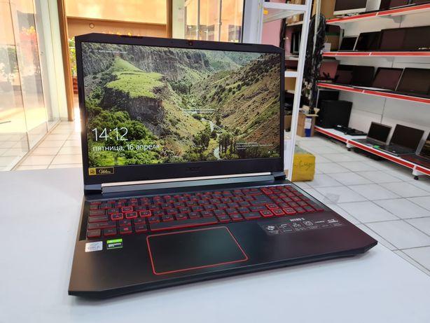 Acer Nitro 5 - игровой мощный ноутбук на Intel Core i5-10300H 2.50GHz