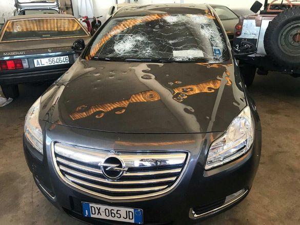 Opel Insignia 2.0 IDTI НА ЧАСТИ