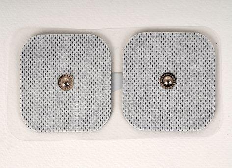 Paduri electrozi medicali adezivi 5X5 cm tip capsa 3.5