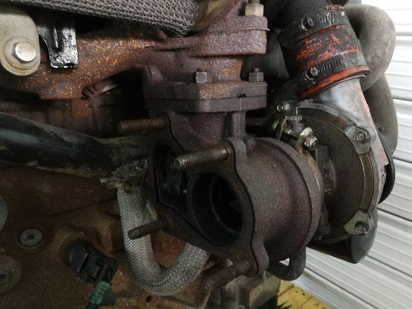 Турбо/турбина crysler jeep cherokee 2.5crd/2.8crd