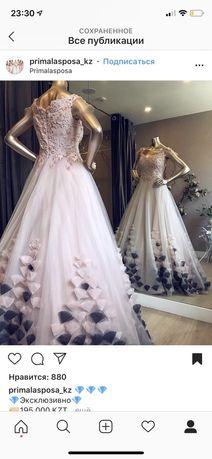 Срочно продам-Выпускное/Вечернее платье