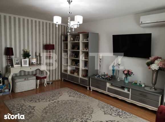 Apartament deosebit, 4 camere, decomandat, zona Ciuperca
