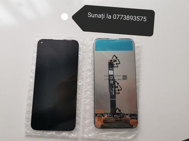 Ecran nou Huawei P40 LITE negru ( display lcd ansamblu touchscreen )