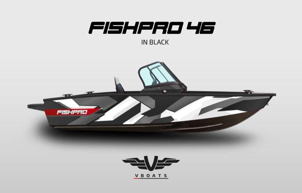 Barca spinning aluminiu FISHPRO X3 fara motor