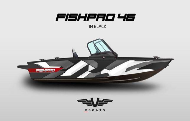 Barca spinning aluminiu FISHPRO X3 2020 fara motor