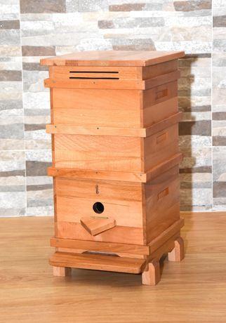 Кошер декоративен за съхранение на 4 буркана мед