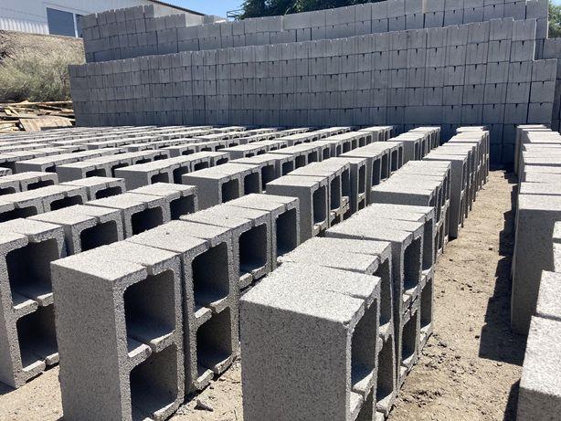 Сплитерные блоки, перегородочные блоки