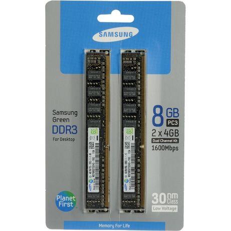 Memorie Samsung 16 GB - Desktop PC i3 i5 i7 - DDR3 DDR4 - SSD