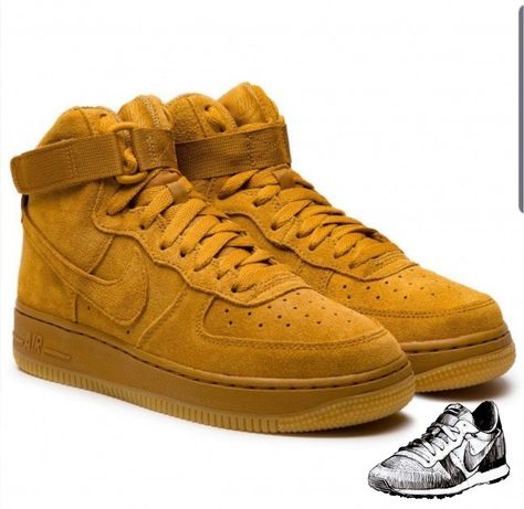 Nike Nr 38 38.5 si39 Air Force 1 High LV8 Originali